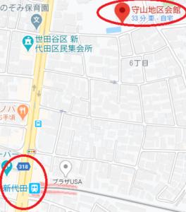 守山-地図
